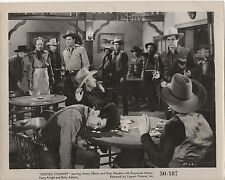 HOSTILE COUNTRY  1950 JIMMY ELLISON - 8 X 10 VINTAGE PHOTO