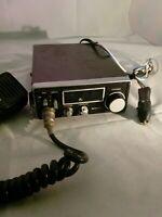 Vintage Sharp 23 Channel CB Radio Transceiver Model CB-800 a made in japan