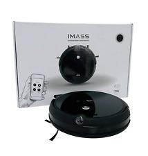 IMASS A3s 3in1 Staubsauger Roboter mit Wischfunktion App Funktion Schwarz