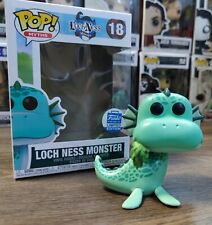 Funko Pop! Myths 18# Loch Ness Monster Comic Con Eccc 2020 Vinyl Action Figure