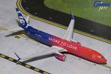 Gemini Jets Alaska Airlines More To Love B737-900(S) 1:200 G2Asa696 In Stock