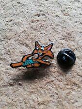 Pin's Pins renard fox