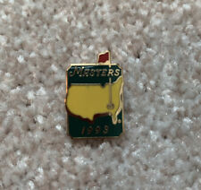 1993 PGA GOLF THE MASTERS TOURNAMENT OFFICIAL COMMEMORATIVE LAPEL PIN