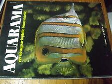 µ? Revue Aquarama n°48 Strerilisation eau  Aquarium debutant Elevage Artemias