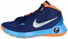 NEW Nike KD Trey 5 III Mens Basketball Shoes Kevin Durant Blue Orange size 13