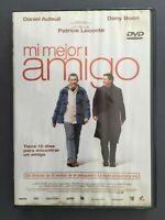 DVD MI MEJOR AMIGO Daniel Auteuil Dany Boon Julie Gayet PATRICE LECONTE