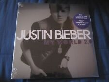 Justin Bieber My world 2.0 Neu OVP LP