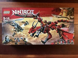 Lego Ninjago - Firstbourne (70653)