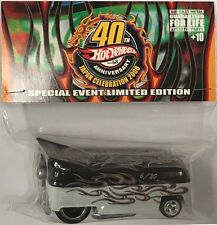 VW DRAG BUS Hot Wheels 2008 Japan Custom Car Show Limited Code-3 Car #6/20