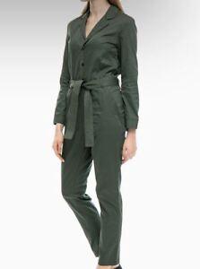 G-Star Raw Deline PST Damen Jumpsuit Overall Twill oliv Gr S XL XXL NEU