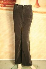 Womens Big Star Mia Bootcut jeans low rise brown corduroy tag size 30 R