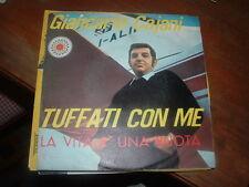 """GIANCARLO CAJANI 4+4 NORA ORLANDI """" TUFFATI CON ME """" DISCO PER L'ESTATE'70 ITALY"""