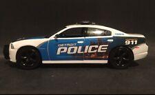 Detroit Police 1:24 Scale Dodge Charger Replica (Cityscape Graphics)