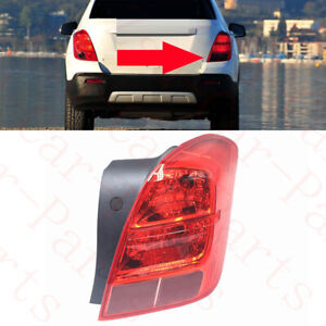 1x For Chevrolet Trax 2014-16 Right Passenger Side Taillight Cover Replace Frame