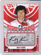 2012/13 ITG MOTOWN MADNESS KELLY KISIO AUTOGRAPH