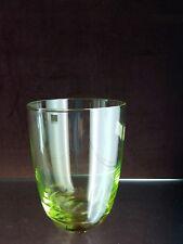 6 bicchieri acqua verde mela + brocca Thomas