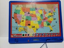 GeoSafari USA Search Talking Interactive Geography Learning Map Game  El-8780
