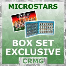 CRMG Corinthian MicroStars BOX SETS LEGENDS & BUNDESLIGA (like SoccerStarz)