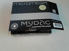 Micromega myDAC  usb 24/192 dac