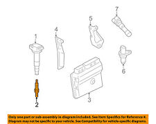 TOYOTA OEM Ignition-Spark Plug 9091901275