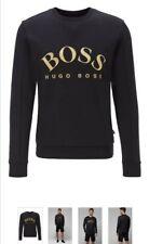 Hugo Boss Crew Neck Sweatshirt Slim Fit - Various Colours