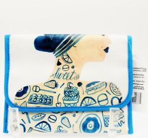 Art Bird Snack Sandwich Bag Washable Insulated Carrier Masks Hand-wipes  Reusabl