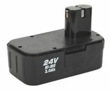 Batterie per utensili elettrici per il bricolage e fai da te Batteria NiMH Potenza 24V
