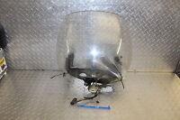 2002 BMW R1150RT-P R1150RT POLICE WINDSHIELD WIND SCREEN WITH BRACKET MOTOR