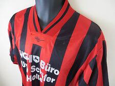 Alas Retro Camiseta De Fútbol Fútbol Jersey De Colección maglia trikot Rojo maillot 7/8 XL