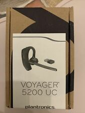 Plantronics Voyager 5200 Uc Bluetooth Headset System - Retail Packaging