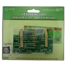 Velleman Running LED light Electronic Project Kit MK107