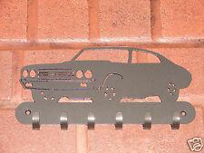 Chevrolet Corvette Metal Key Rack Leash Jacket Hat Vintage Automobile Car Hook