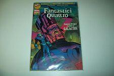 I FANTASTICI QUATTRO 252 MARVEL PANINI COMICS OTTOBRE 2005 OTTIMO!CON INSERTO!OK