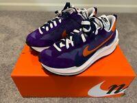 Nike x sacai VaporWaffle Dark Iris Size 8.5 DD1875-500/ In Hand