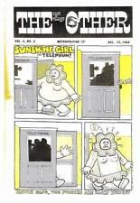 EAST VILLAGE OTHER December 13, 1968 - Kim Deitch comics, TRASHMAN by Spain