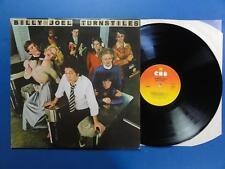 BILLY JOEL  TURNSTILES CBS 76 A1B1 PROMO UK 1st pr LP EX/EX