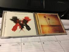KINGS OF LEON 2 CD LOT: ONLY BY THE NIGHT AND COME AROUND SUNDOWN