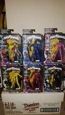 Bandai Power Rangers Legacy Collection Power Rangers Movie Complete Set ToysRUs!