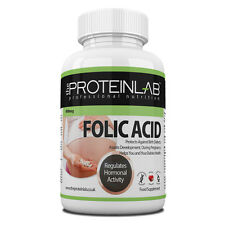 Folic Acid 400mcg One a Day - Pregnancy Aid - UK Manufactured