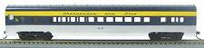 HO 72 Ft Smoothside Passenger Coach Chesapeake & Ohio (1-919)