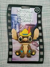 Disney Stitch crashes Pinocchio Enamel Pin Mai 5/12