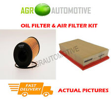 DIESEL SERVICE KIT OIL AIR FILTER FOR RENAULT KOLEOS 2.0 177 BHP 2008-13