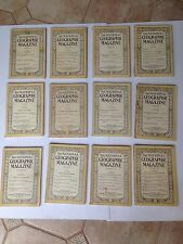 National Geographic Magazine 1920 Full Year of 12 issues