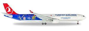 """ƒwƒ‹ƒp herpa Wings 1/200 A330-300 ƒ^[ƒLƒbƒVƒ…ƒGƒAƒ‰ƒCƒ""""ƒY EM 2016 TC-JOH"""