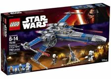 LEGO Resistance X-Wing Fighter 75149 Star Wars Set The Force Awakens