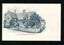 Worcestershire BROADWAY Mary Andersons Home c1902 u/b PPC