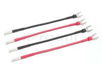 VDH Audiophile Speaker Jumpers by iProstir. Set of 4 Speaker Bi-Wire Jumpers