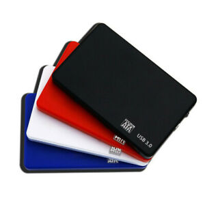 2 TB USB 3.0 Portable External Hard Drive Ultra Slim Storage SATA Device Box