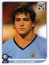 Panini Sticker Fußball WM 2010 Nr. 82 Nicolas Lodeiro Uruguay Bild NEUWARE