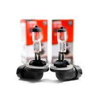 2 X H27W/2 Poires 881 Halogène Voiture Lampe PGJ13 27W Ampoule 12V